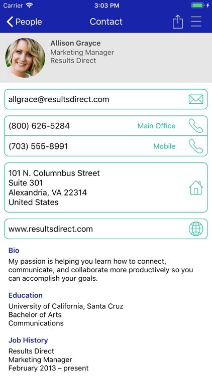 Rhodes Scholar Network App screenshot-4