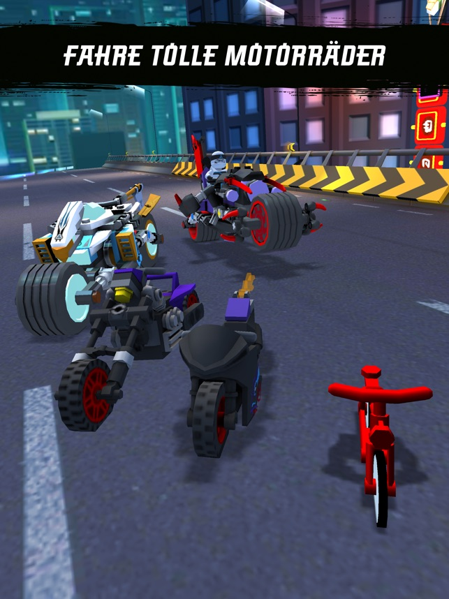 Lego Ninjago Ride Ninja Im App Store