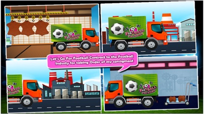 Soccer Factory Game screenshot two