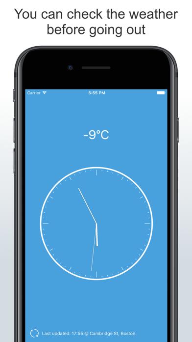 Lucid Weather Clockのおすすめ画像3
