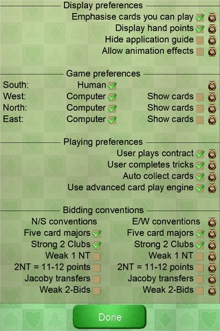 Bridge V+, bridge card game - náhled