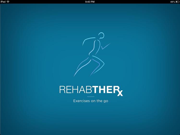 Rehab TherX - HEP On The Go