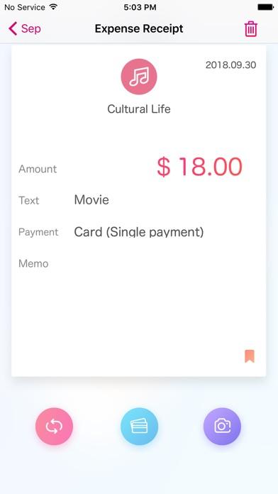 Weple Money Pro Screenshots