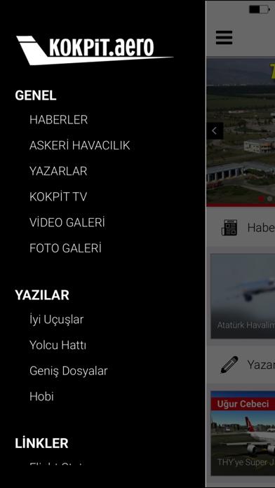 Kokpit screenshot four