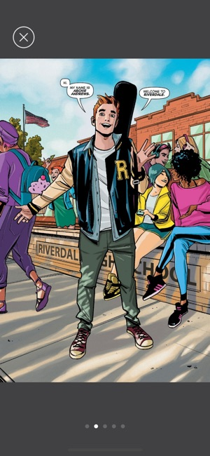 Comics where to for pdf archie