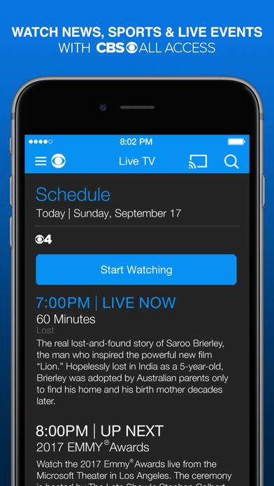 CBS - Full Episodes & Live TV app