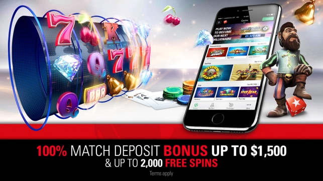 Pokerstars casino apps casino da vinci chips