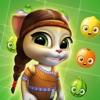 猫艾玛: 水果 遊戲
