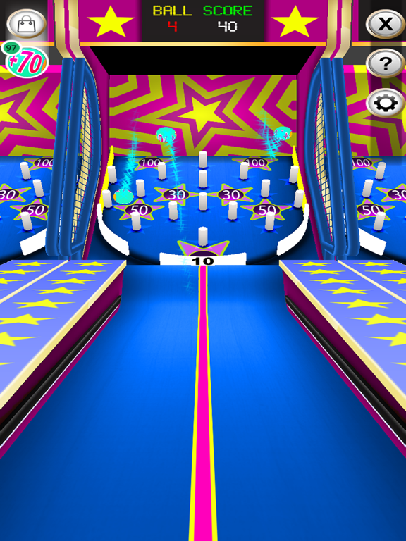 Screenshot #2 for Skee-Ball Plus