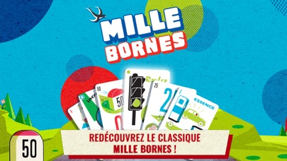 Screenshot #1 pour Mille Bornes