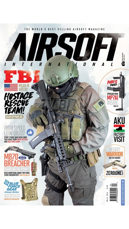 Airsoft International Magazine screenshot-4