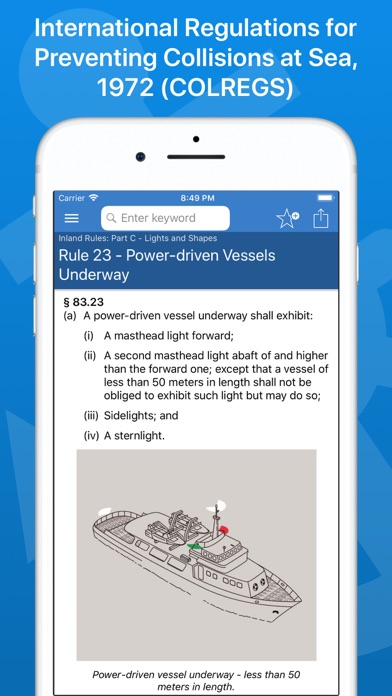 Navigation Rules review screenshots
