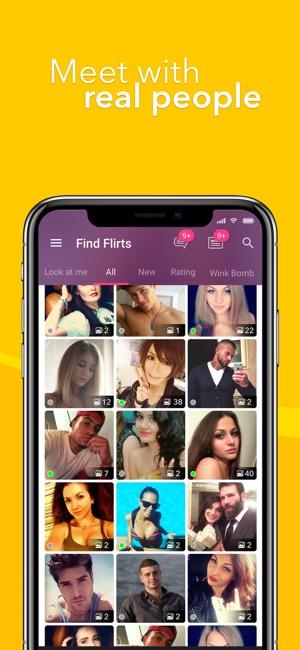 Iphone flirt chat