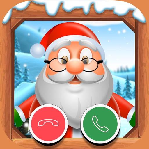 VideoLlamada con Papa Noel