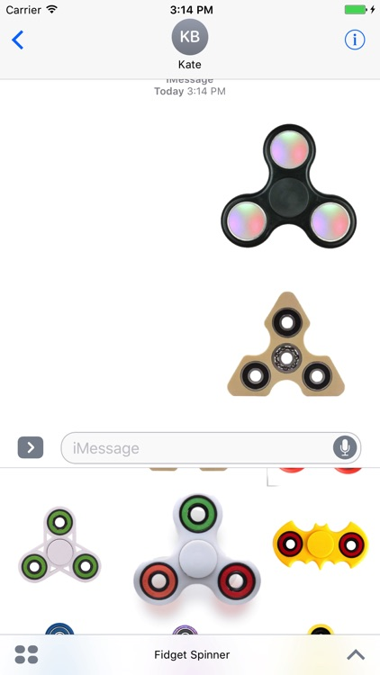 Fidget Spinner Bundle screenshot-0