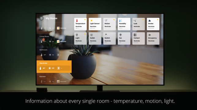HomeCenter for HomeKit Screenshot