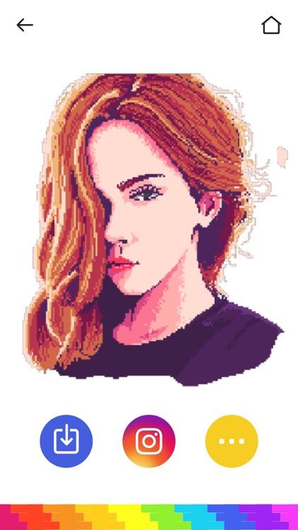 Bixel - Star Color by Number screenshot-4