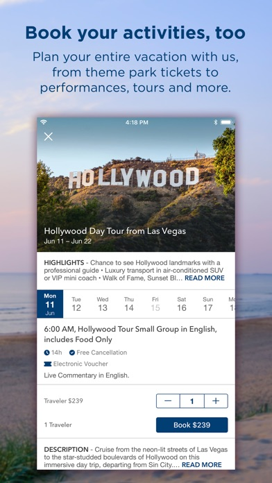 Screenshot For Travelocity Hotels Flights In United States App Store