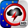 Weather Alert Map Europe