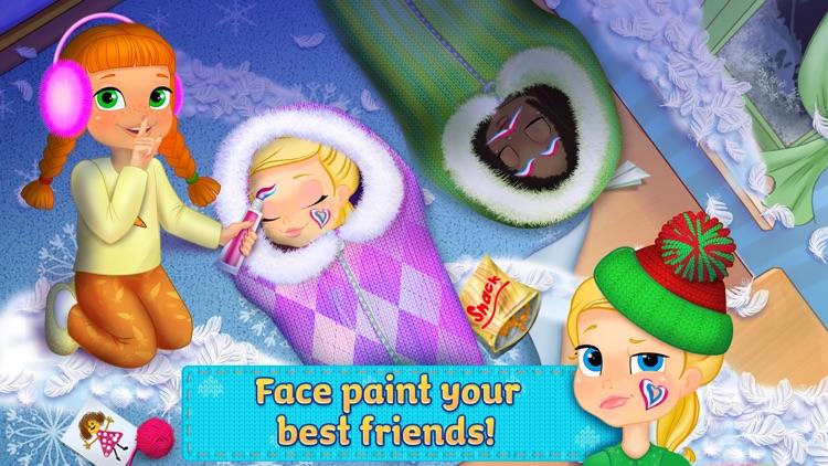 Frosty PJ Party: Winter Dreams screenshot-3