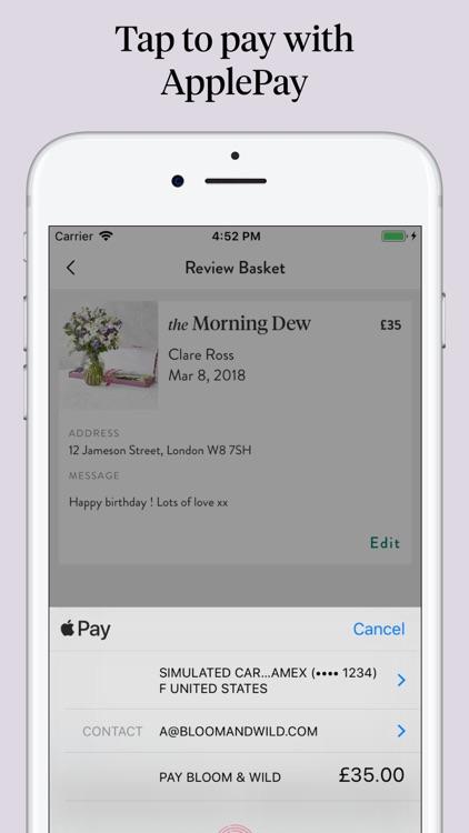 Bloom & Wild - Flowers & Gifts screenshot-5