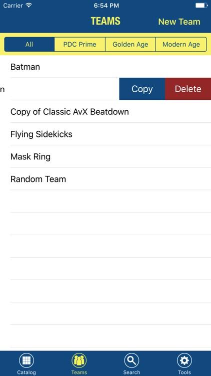 Sidekick for Dice Masters screenshot-3