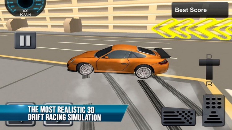 Drift Racing: Max Speed S Car
