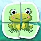 Kids games ABC: Tiny baby IXL icon