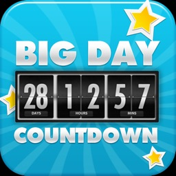 Big Day of Our Life Countdown