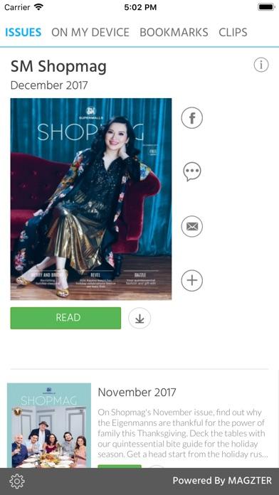 SM Shopmag screenshot 1