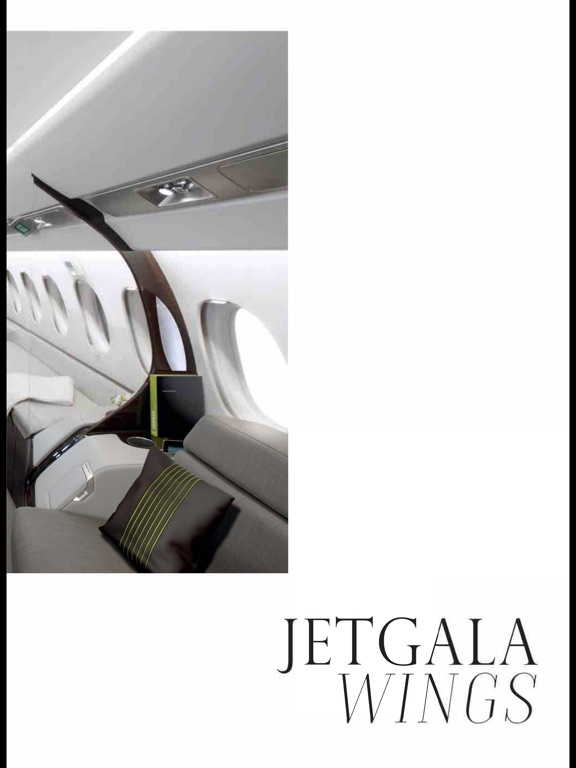 Jetgala Magazine screenshot 10