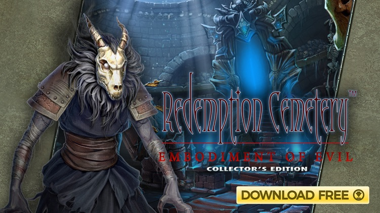 Redemption Cemetery: Evil screenshot-4