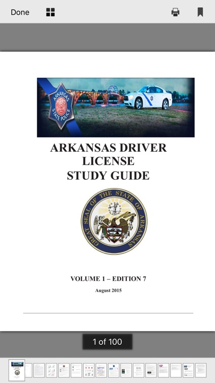 Arkansas DMV Test Prep screenshot-4