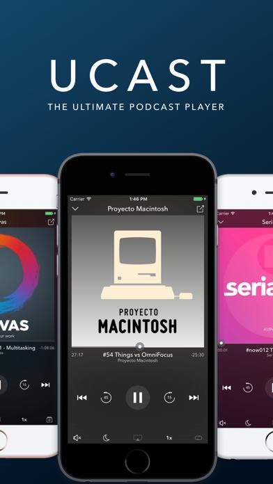 UCast - Podcast Playerのおすすめ画像1