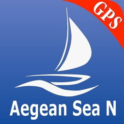 Aegean North Nautical Charts