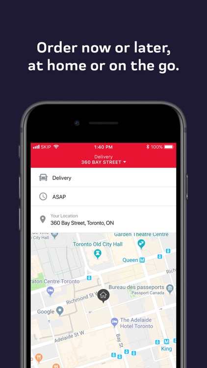 SkipTheDishes - Food Delivery screenshot-3