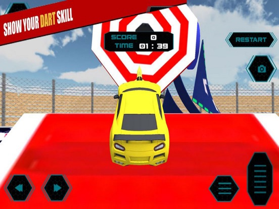 Target Car Speed Jump 3D screenshot 5
