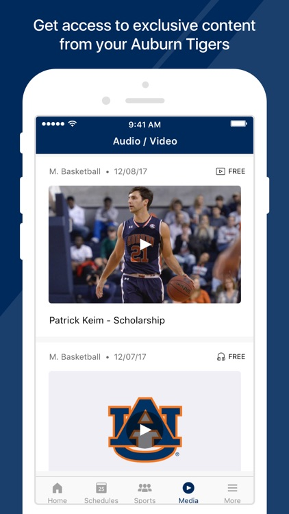 Auburn Athletics screenshot-3