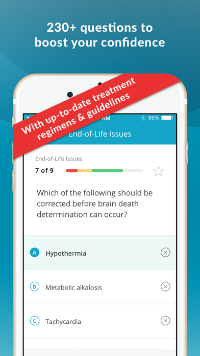 TCRN Trauma Nurse Exam Prep screenshot 1