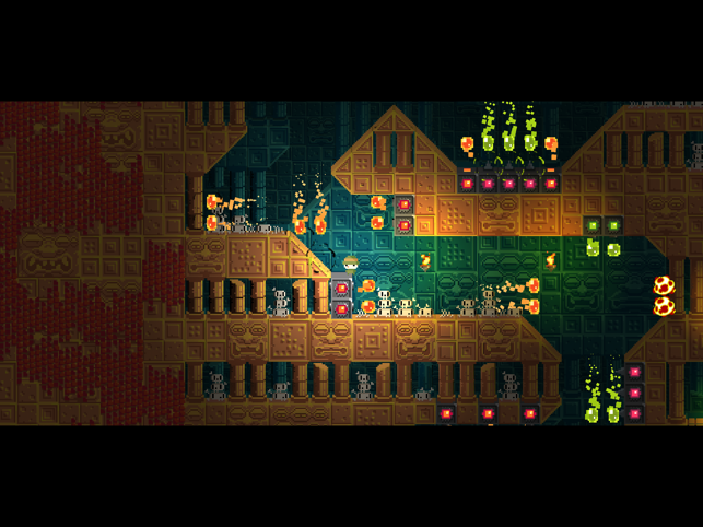 Temple of Spikes: The Legend Screenshot