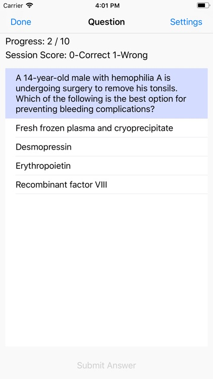 Anesthesiology Board Reviews screenshot-5