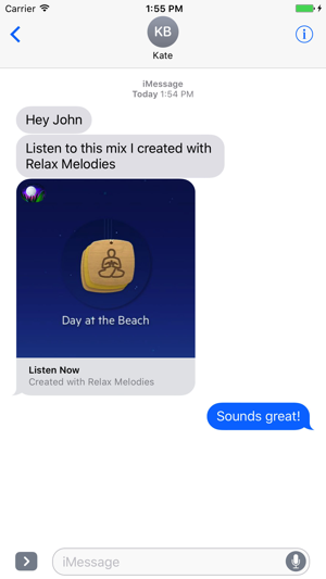 Relax Melodies P: Sleep Sounds Screenshot