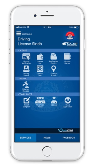 Driving License Sindh on the App Store