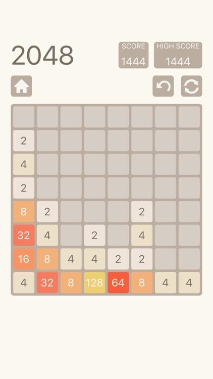 2048 Plus: Number Puzzle Game screenshot-0