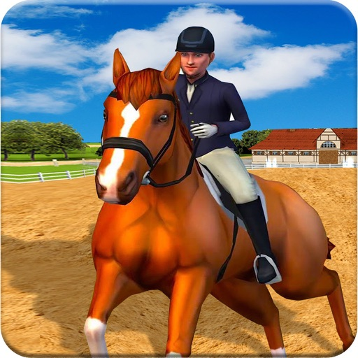 Horse Riding Stunt Simulation