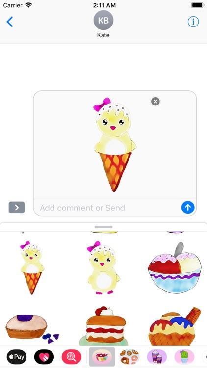 Kawaii! Ice Cream & Cake screenshot-7