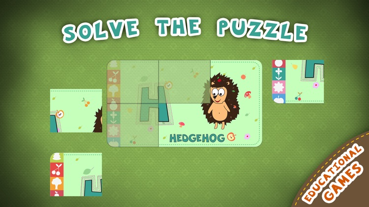 Zoo Alphabet for kids screenshot-4