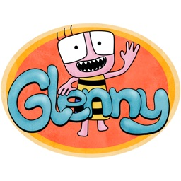 Glenny Animated Stickers Pack