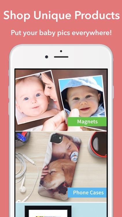 Baby Art - Baby Photo Studio screenshot-4