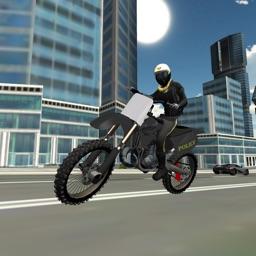 Police Bike Driving Simulator